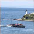 The Waverley Entering Campbeltown
