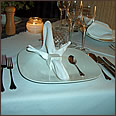 Image of Dunvalanree's table setting